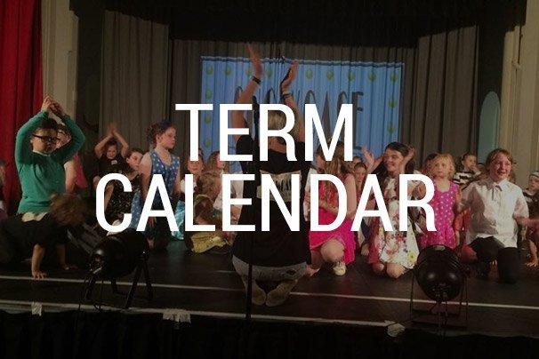 term calendar cta