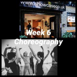 DS Week Six