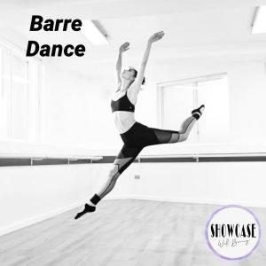 Barre Dance Button