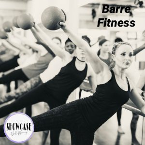 Barre Fitness Button