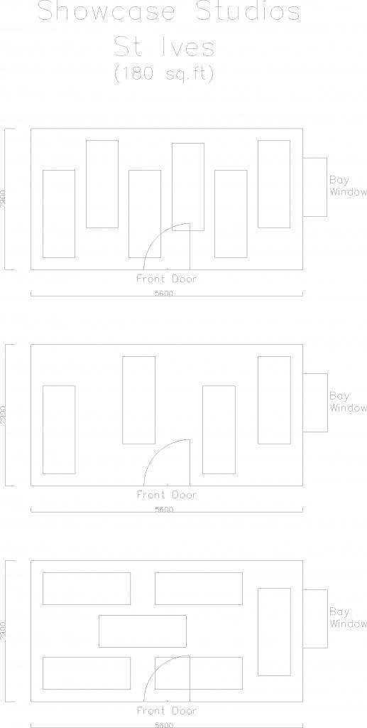 Showcase Studios St Ives Floor Layout 2021 06 02 09 13 00