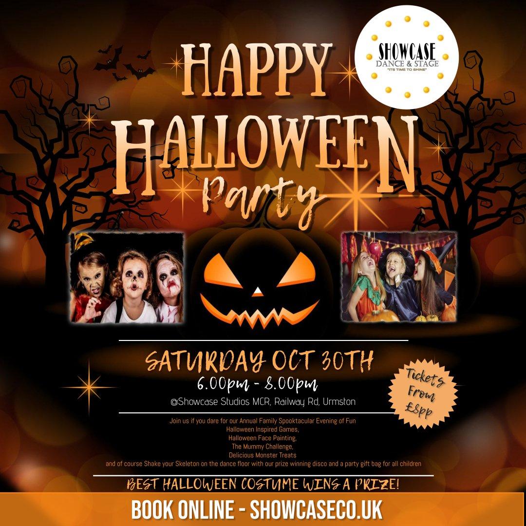 SDS MCr Social Halloween Party Promo 21